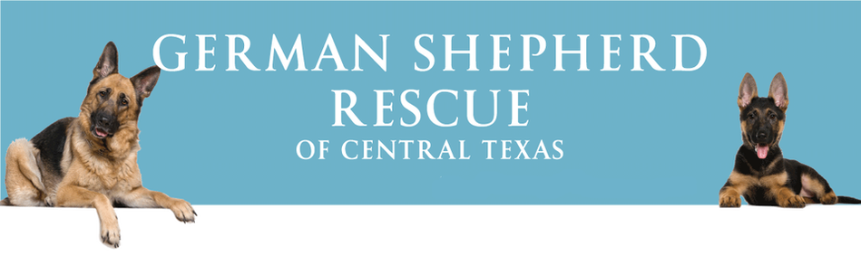 German Shepherd Rescue of Central Texas - Home